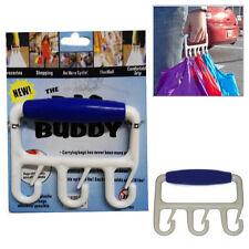 Multi Shopping Bag Carrier facile titolare Grip in plastica borsa maniglia marketing baggler