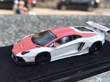 1/64 LB Works Lamborghini Aventador LV Supreme LE 999pcs Taiwan Exclusive