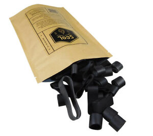Skog Bands Small Mix Pack Heavy Duty EPDM Rubber Band USA Ranger Survival Gear