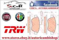 PASTIGLIE FRENO ANT TRW GDB1842 FIAT G. PUNTO EVO 1.3 MJET 08> MOTORE 199A9000