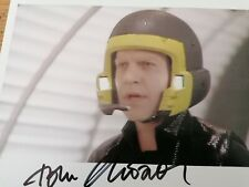 Tom  CHADBON  SIGNED  As MERDEEN in Doctor  WHO  COLOUR  8 x 10  Photograph