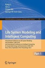 Life System Modeling and Intelligent Computing : International Conference on...
