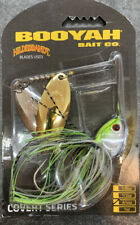 Booyah Covert Series Spinnerbait 3/4oz  JC Special Double Tandem