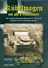 Kübelwagen on all Frontlines by Vollert HB 2013 Jeep Wehrmacht  WW2