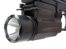 Tactical LED Flashlight fit for 4 PISTOL GLOCK17 19 20 21 22 23 30 31 35 37 38
