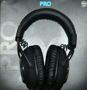 Logitech G PRO X Gaming Headset - Schwarz (981-000818) Einseitig/ Mikro fehlt
