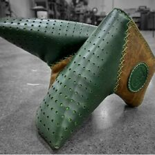 Lamb Crafted Tyson Lamb 2021 Masters Mint Chocolate Putter Headcover