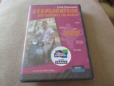 """DVD NEUF """"FRED CHESNEAU, L'EXPLORATEUR DES CUISINES DU MONDE : L'INDE"""""""