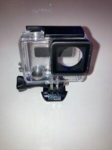 Genuine GoPro Hero 4 Waterproof Case Used Good Condition