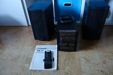 FISHER CAC TAD S3 Stereoanlage HiFi Mini Compact Anlage