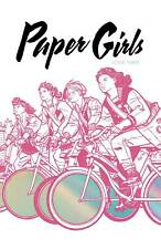Paper Girls Deluxe Edition Hardcover Volume 3 / Reps #21-30 Sealed