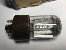 Tube G4S10 SRT Standard Radio Of Sweden LM Ericsson Rare Unknown Mysterious Tube