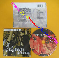 CD MADISON AVENUE The Polyester Embassy 2000 Austria no lp mc dvd vhs (CS52**)