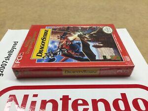 FCI Dragon Strike D&G Nes Nintendo New Factory Sealed Read NOS VGA WATA ??