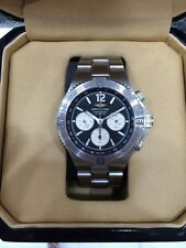 Breitling Hercules Chronograph Watch A39362