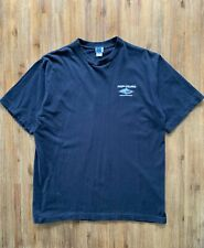RIP CURL Size XL Vintage Bootleg T-Shirt in Navy Mens OCT111