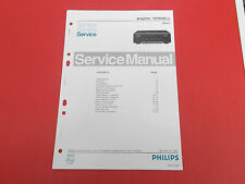 Philips 70FA920 Amplifier orig. Service Anleitung Manual