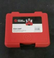Chicago Pneumatic Protector Impact Socket Set