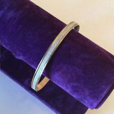 Gold/Silver Double Ring Bangle