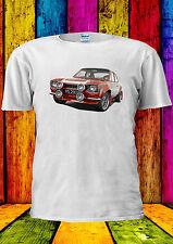 Ford Escort MK1 Rs2000 Mexico Rally T-shirt Vest Tank Top Men Women Unisex 2159