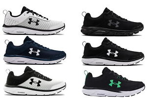Under Armour Mens Charged Assert 8 Running Shoe Sneaker - Pick Color & Size