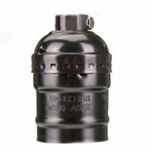 5pcs Solid Brass Light Socket, Keyless, Vintage Industrial Lamp Pendants