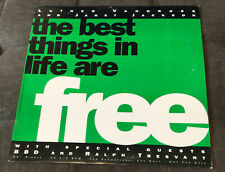 """Luther Vandross Janet Jackson The Best Things In Life Are Free 12"""" Vinyl Promo"""