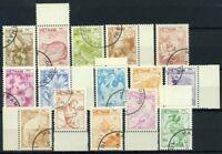 Vietnam 1984 Mi. 1529-1543 Usato 100% animali e piante Fauna