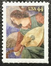 2010 Scott #4477, 44¢, CHRISTMAS - ANGEL WITH LUTE - Single - MINT NH -