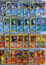 Pokemon 20 Card Lot Set 1St Editions Rares Holo Foils Charizard Blastoise