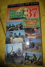 The South African 37 [Vhs]