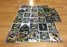 RANDALL COBB LOT OF 33 FOOTBALL CARDS GREEN BAY PACKERS WIDE RECEIVER KENTUCKY