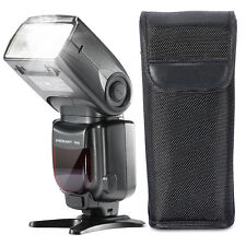 Meike MK-900 Flash Speedlite  For Nikon D90 D7200 D5500 D3300 D5300 D600 Camera