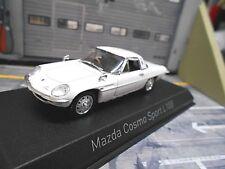 MAZDA Cosmo Sport L10B Coupe 1968 weiss white Norev NEU 1:43