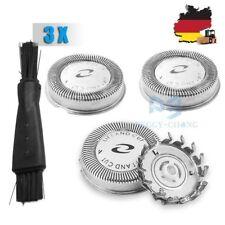 【DE】 3X Scherkopf Ersatz Messer für Philips HQ30 HQ40 HQ46 HQ55 HQ6970 Rasierer