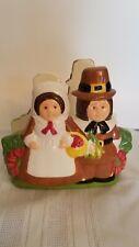 Thanksgiving Pilgrim Napkin Holder