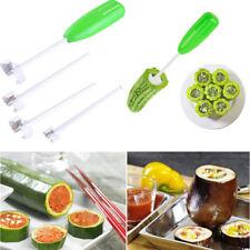 Fruit Vegetable Corer Spiral Digging Vege Drill Spiralizer Cutter Kitchen Tools