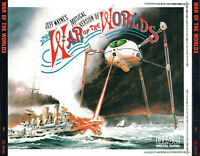 (2CD's) Jeff Wayne - Jeff Wayne's Musical Version Of The War Of The Worlds
