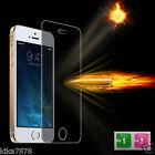 Cristal protector Película de vidrio templado ANTES + iPhone vuelta 6, 6S,5,4
