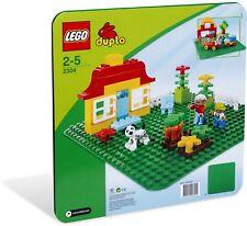 LEGO® DUPLO® 2304 Grüne Bauplatte NEU OVP Green Plate NEW MISB