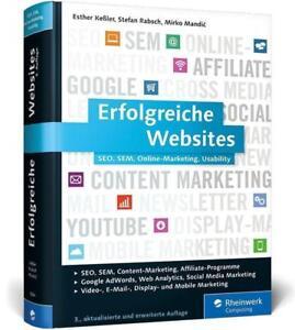 Erfolgreiche Websites von Esther Kessler, Stefan Rabsch und Mirko Mandic (2015,