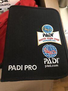 PADI Pro Binder