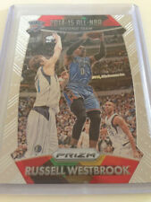 Russell Westbrook Modern (1970-Now) NBA Basketball Trading Cards