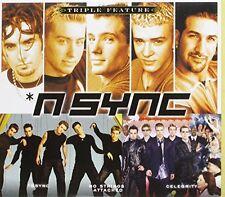 *Nsync, N Sync - Triple Feature [New Cd]