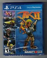 Jak II 2 Sony PlayStation 4 PS4 Limited Run Games LRG #212 NEW Sealed