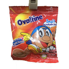 12 g. Ovaltine tablet malt chocolate flavor candy cocoa delicious tasty useful