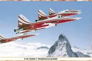 Hasegawa 08117 F-5E Patrouille Swiss