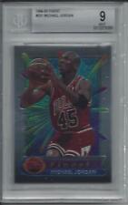 1994 Finest #331 Michael Jordan - BGS 9