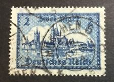 Germany Deutsches Reich 1924 Stamp Sg 377 (Mi 365) postmarked Munich