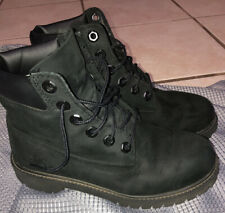 Black Timberland Boots | Youth Size 4 Preowned